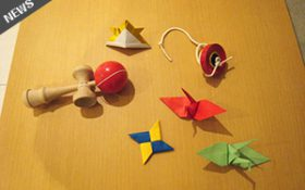日本文化を楽しむイベントを開催します。